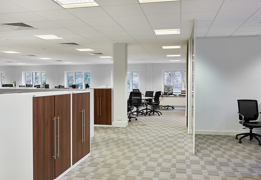 Office space in tanshire park