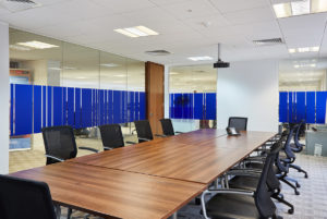 Meeting room on site at Tanshire park