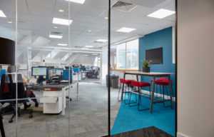 OBD Office in Elm House