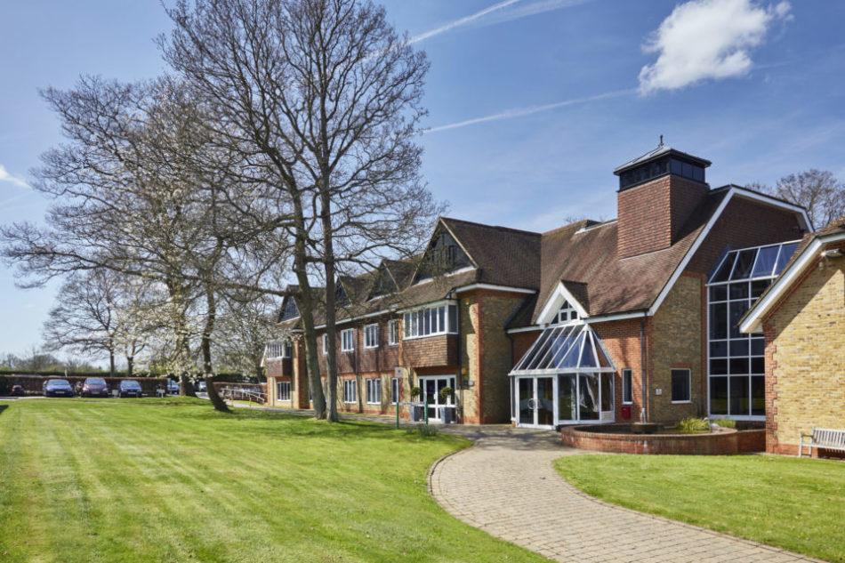 Tanshire Park Oak House Front