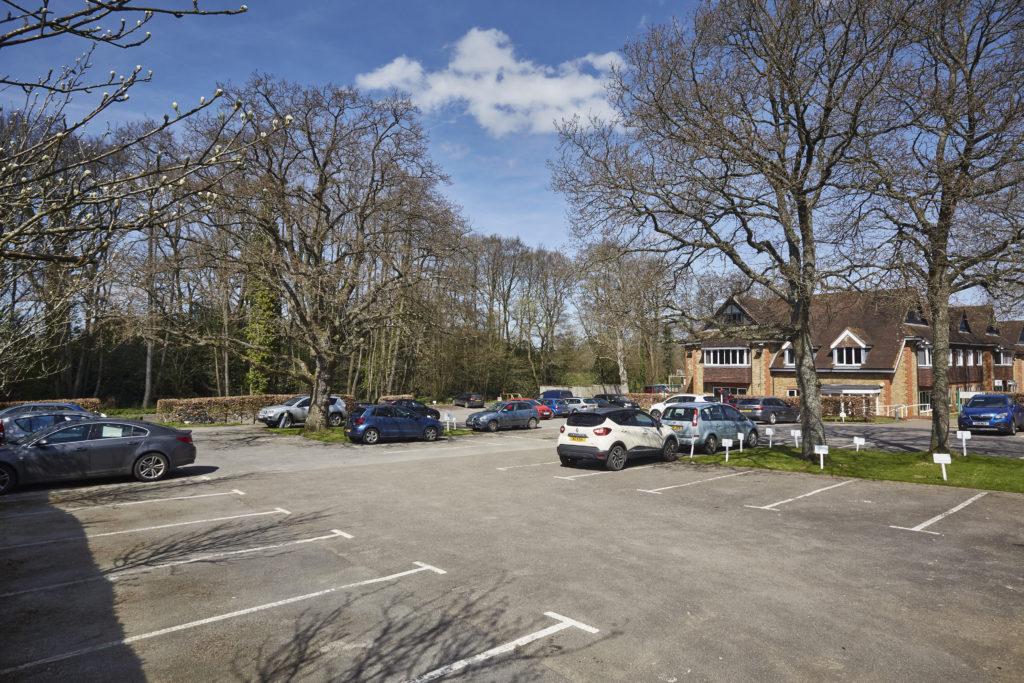 Tanshire Park Car Park