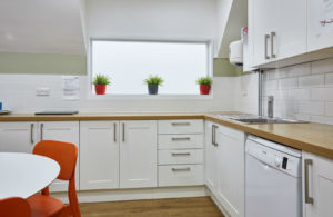 kitchen space at tanshire park offices