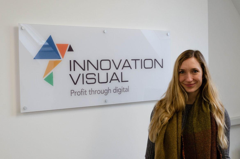 miriam at innovation visual