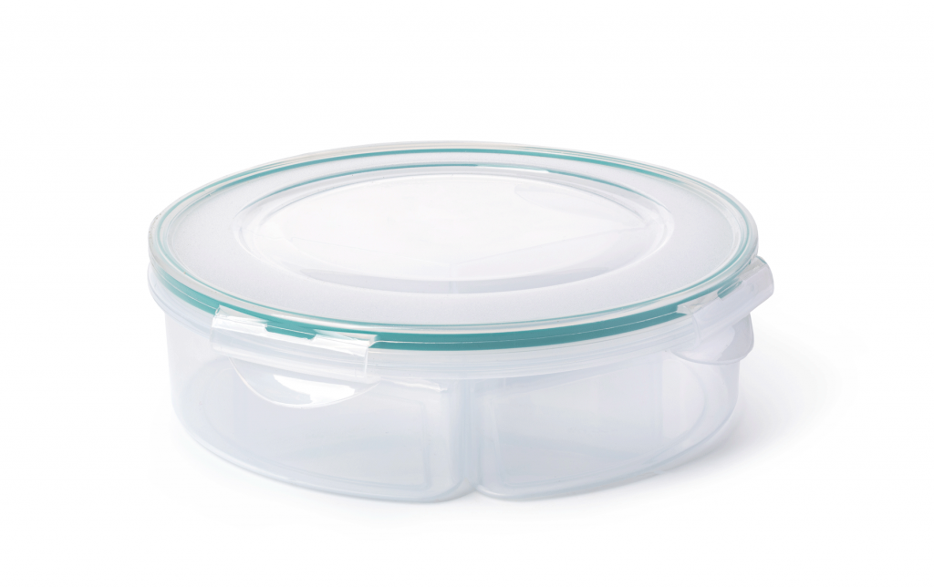 Tupperware for packaging-free workplace lunches