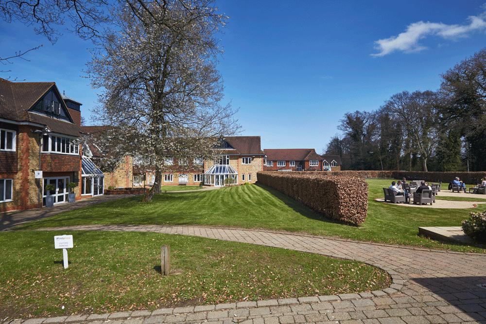 Tanshire Park Surrey Business Park - a picturesque rural environment