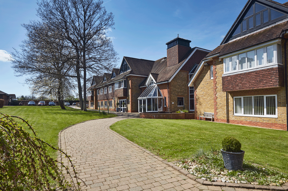 Tanshire Park Business Park - set in beautiful Surrey countryside
