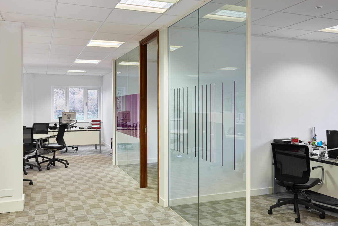 Tanshire Park Ash House 1st floor office space to rent private offices