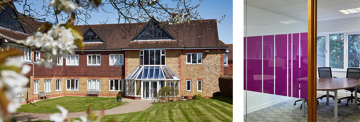 Office Space to rent in Ash House, 1st floor Tanshire Park - Surrey Business Park 5684 sq ft