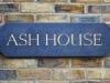 ash house sign at tanshire park surrey