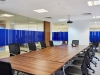 meeting room at tanshire park with seating for large groups