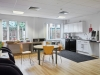 shared kitchen space for offices at tanshire park ash house