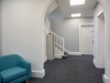 reception area and entranceway to elm house