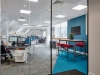 odb group offices with modern glass door